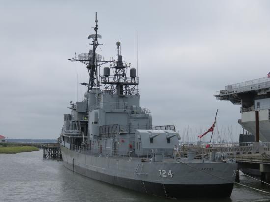 Mount Pleasant, Carolina del Sur: USS Laffey