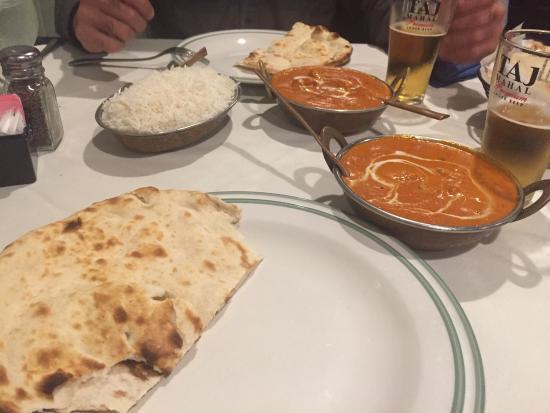 Tustin, كاليفورنيا: India Kitchen