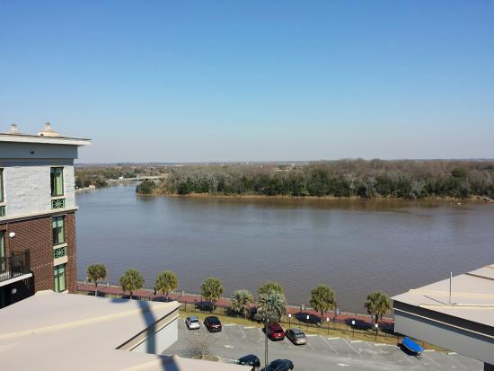 view from roof picture of homewood suites by hilton savannah rh tripadvisor com au