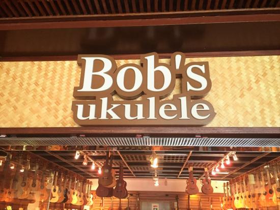 Bob's Ukulele