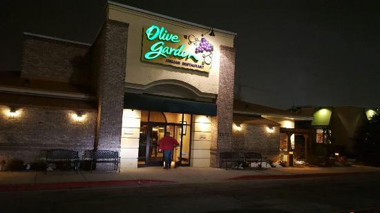 Olive Garden Salt Lake City Ut