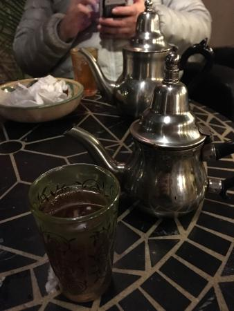 Tea in Sahara