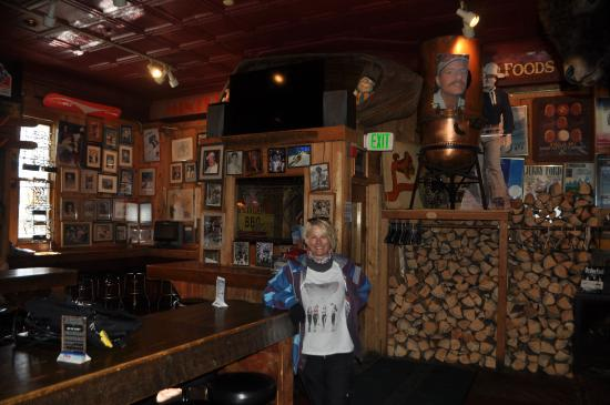 Minturn, Kolorado: View from the bar