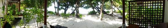 Silhouette Island, Seychellerne: Hilton Seychelles Labriz Resort & Spa