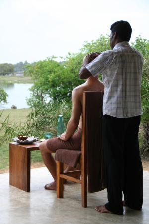 Kalpitiya, Sri Lanka: Ayurveda treatment