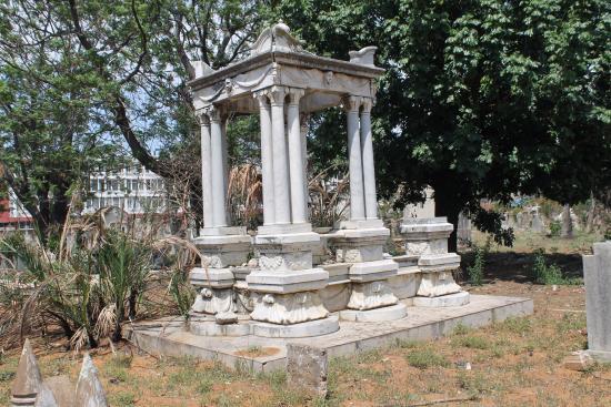 Cemetery St. Francis Xavier