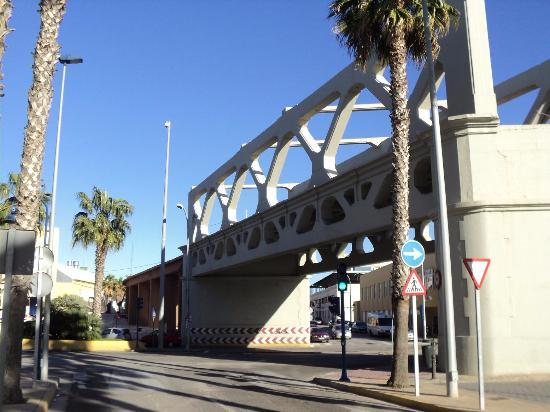 """Puente """"Cargadero del Mineral"""""""