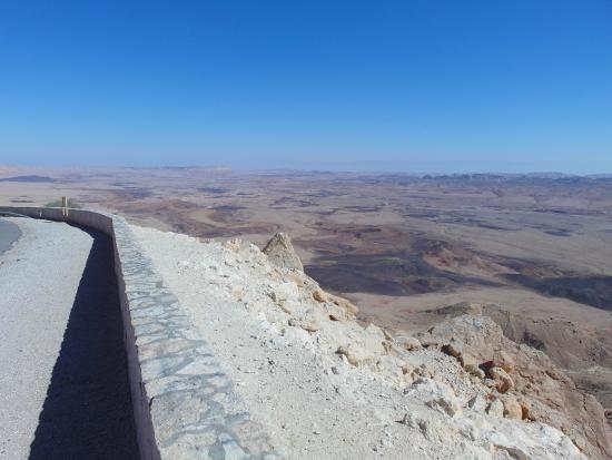 Ramon Crater Visitor Center - Makhtesh Ramon