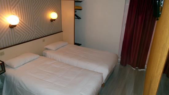 Hotel Crocus : Chambre standard