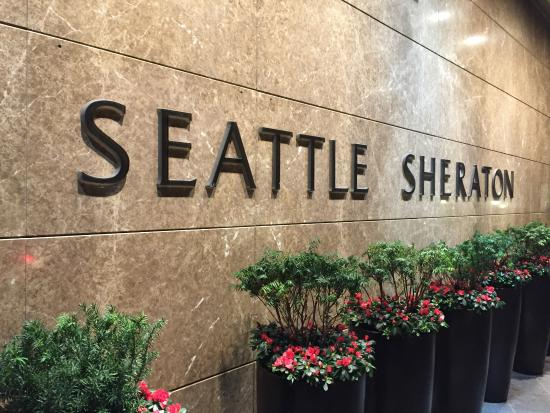 Sheraton Seattle Hotel: A promising start