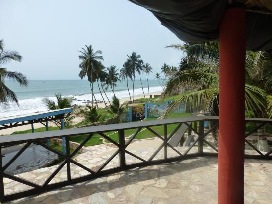 Kokrobite Beach Resort Contact