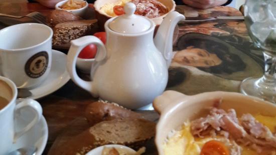 Coffee House: Завтрак