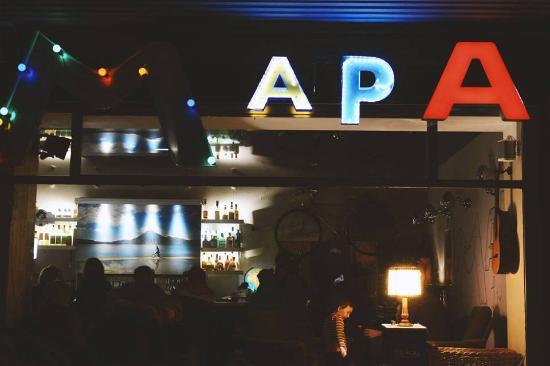 Mapa Cafe Bar