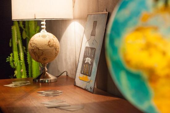 Mapa Cafe Bar Nach Mir Die Ginflut