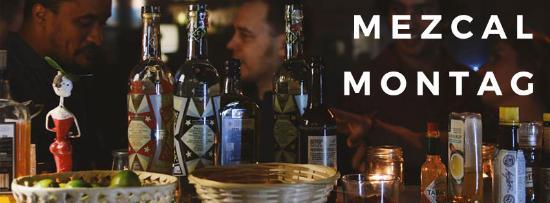 Mapa Cafe Bar Mezcal Montag