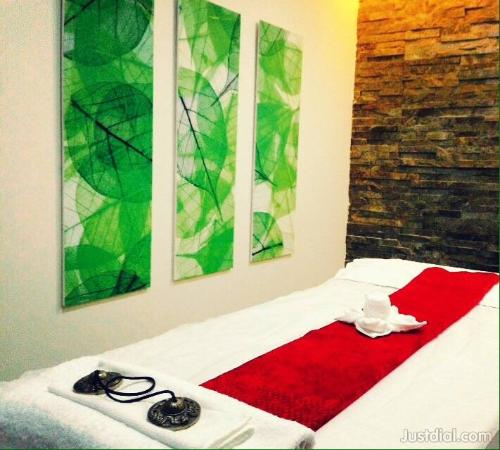 Anand, Indien: Spa Room