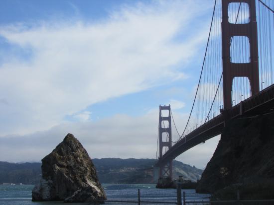 Sausalito, Καλιφόρνια: bridge