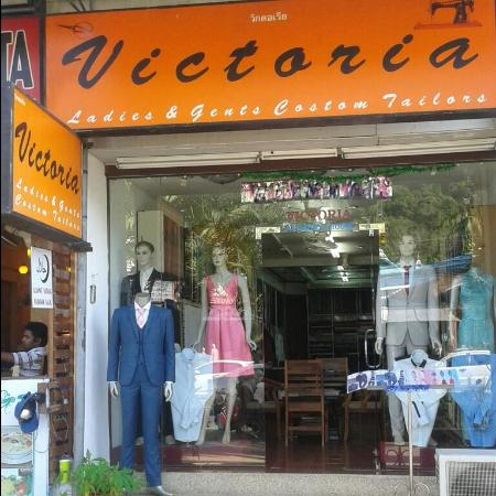 Victoria Ladies and Gents Custom Tailor