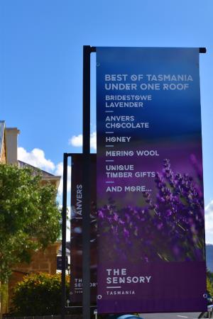 Richmond, Australia: The Sensory