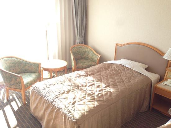 Chiba, اليابان: Kingsize Bed