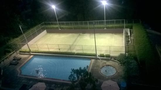 Rosehill, Austrália: tennis every night
