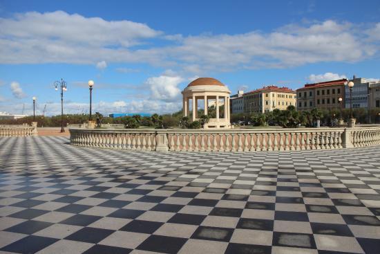 View of Terrazza Mascagni - Picture of Terrazza Mascagni, Livorno ...