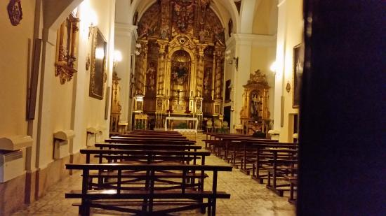 Convento de Carmelitas de Afuera o del Corpus Christi