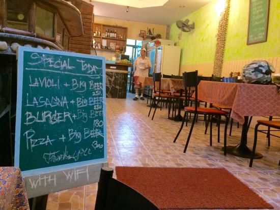 La salle manger pinards en gratin et raviolis fait for Restaurant la salle a manger paris