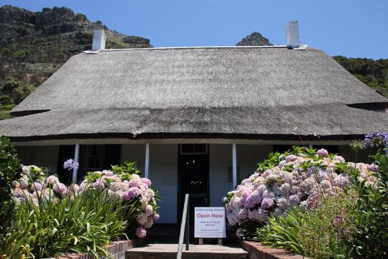 Rhodes Cottage Museum