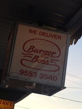 Burger Boss Melbourne