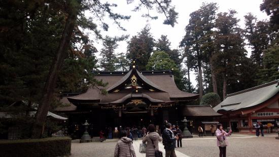 Katori, Japon : 本殿