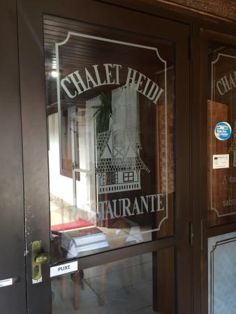 Chalet Heidi Restaurante