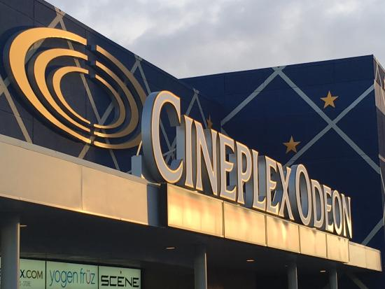 Cineplex Odeon Crowfoot Crossing