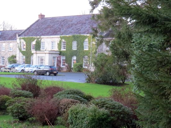 Tullylagan Country House Hotel: View from the grounds