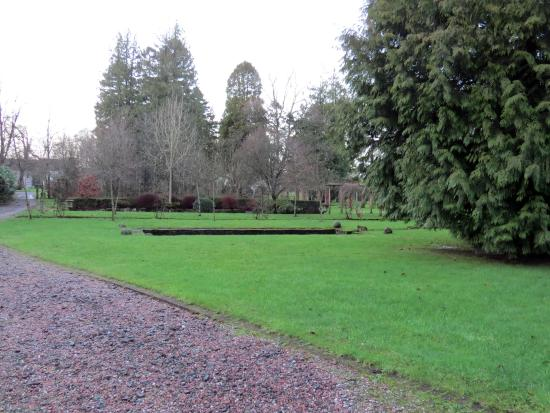 Tullylagan Country House Hotel: Even in January a nice place to stroll