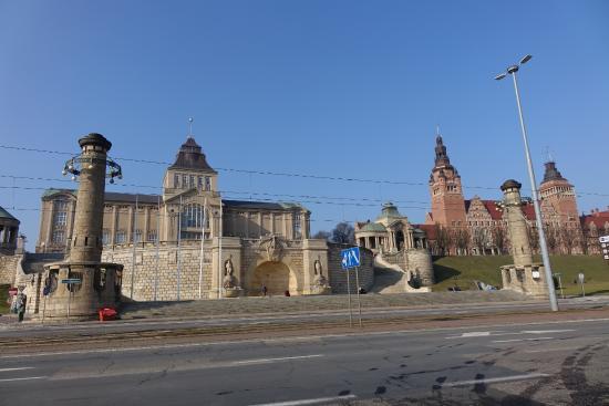 Stettin Erleben