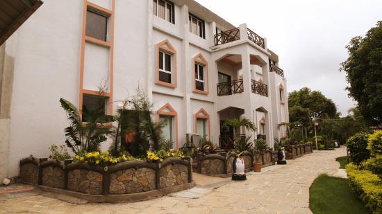 Sasan Gir, Ấn Độ: Deluxe Room 2nd floor Wing