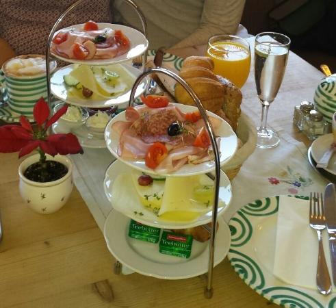 Cafe Würfelzucker: herzhaftes Brunchen