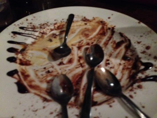 Washington, Илинойс: That was dessert, I forgot a before picture!