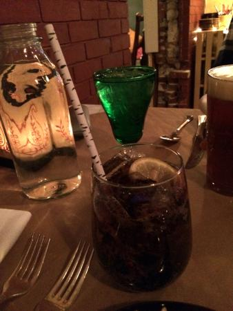 "Libby's Bistro : ""Birch tree"" straws in the White Mountains, of course!"