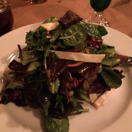 Libby's Bistro : The Winter Salad