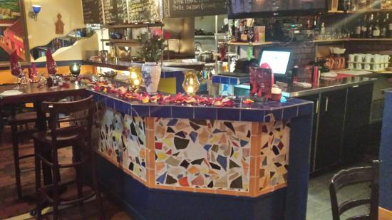 Casa VinHo: Préparation pour saint valentin