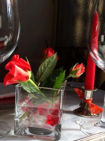 La Langosta : Para una noche romántica
