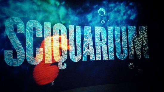 กรีนสโบโร, นอร์ทแคโรไลนา: Sciquarium