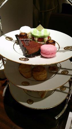 Salon de thé Bernardaud