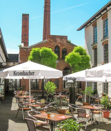Rosdorf, Duitsland: La nostra terrazza