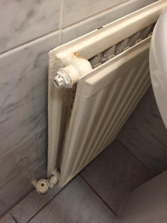 Worst bathroom ever!
