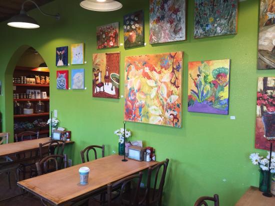 Auburn, AL: Crepe Myrtle Cafe