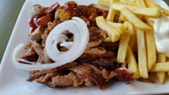Gyros-Grill
