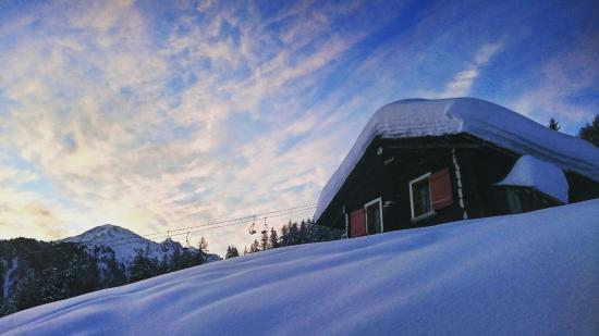 La Tzoumaz, Switzerland: Tzoum'Evasion